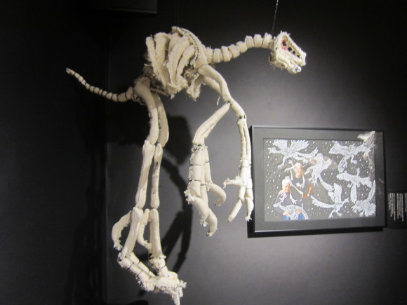 下田昌克氏の恐竜はすごい♪_d0339889_20541664.jpg