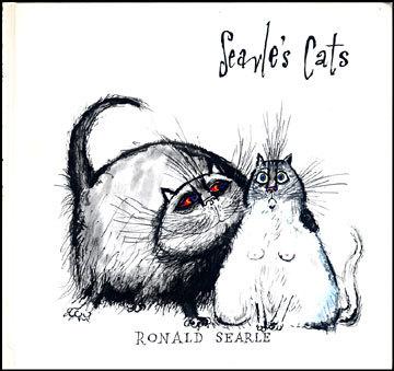 私の好きな絵本【ロナルド・サール/Les Très Riches Heures de Mrs Mole】_b0102193_00075867.jpg
