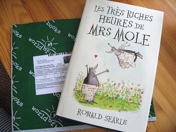 私の好きな絵本【ロナルド・サール/Les Très Riches Heures de Mrs Mole】_b0102193_00164877.jpg