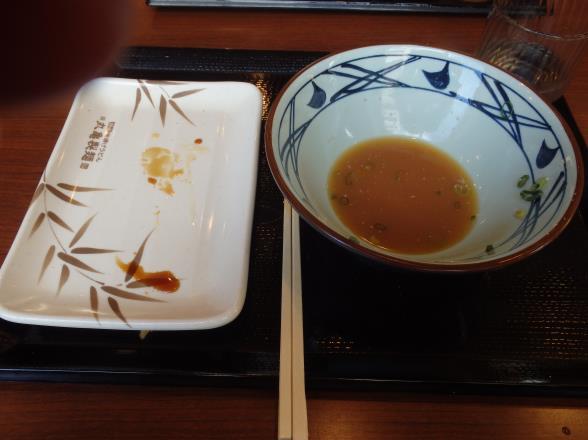 丸亀製麺     御影塚町店_c0118393_11231892.jpg