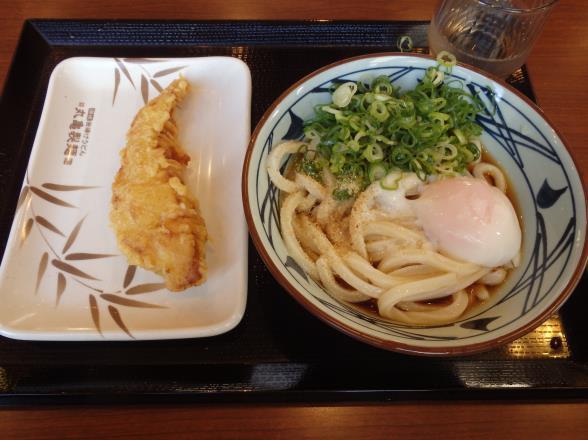 丸亀製麺     御影塚町店_c0118393_1155338.jpg