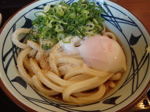 丸亀製麺     御影塚町店_c0118393_1163696.jpg