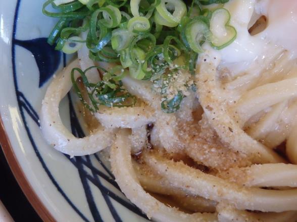 丸亀製麺     御影塚町店_c0118393_119275.jpg