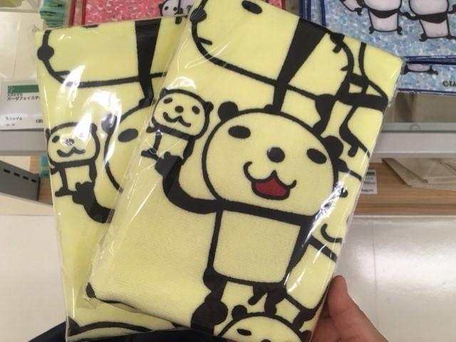 東急ハンズ新宿店 パンダ!PANDA!パンだ!商品紹介_d0322493_0483655.jpg
