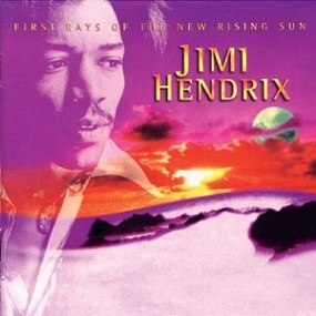 Jimi Hendrix「First Rays of the New Rising Sun」(1997)_c0048418_10340688.jpg