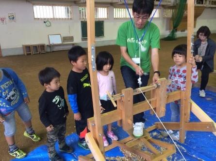 生木から創る木工体験!_f0101226_22511579.jpg