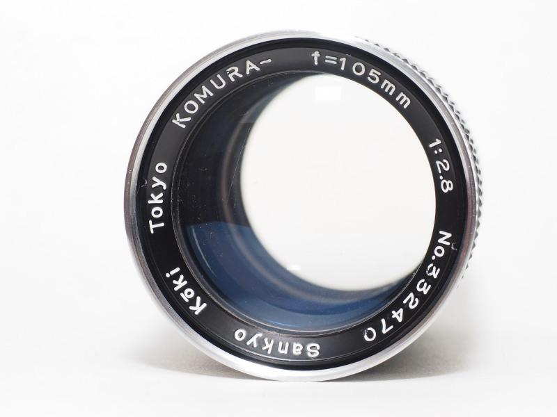 Komura 105mm F2.8_c0109833_17560574.jpg