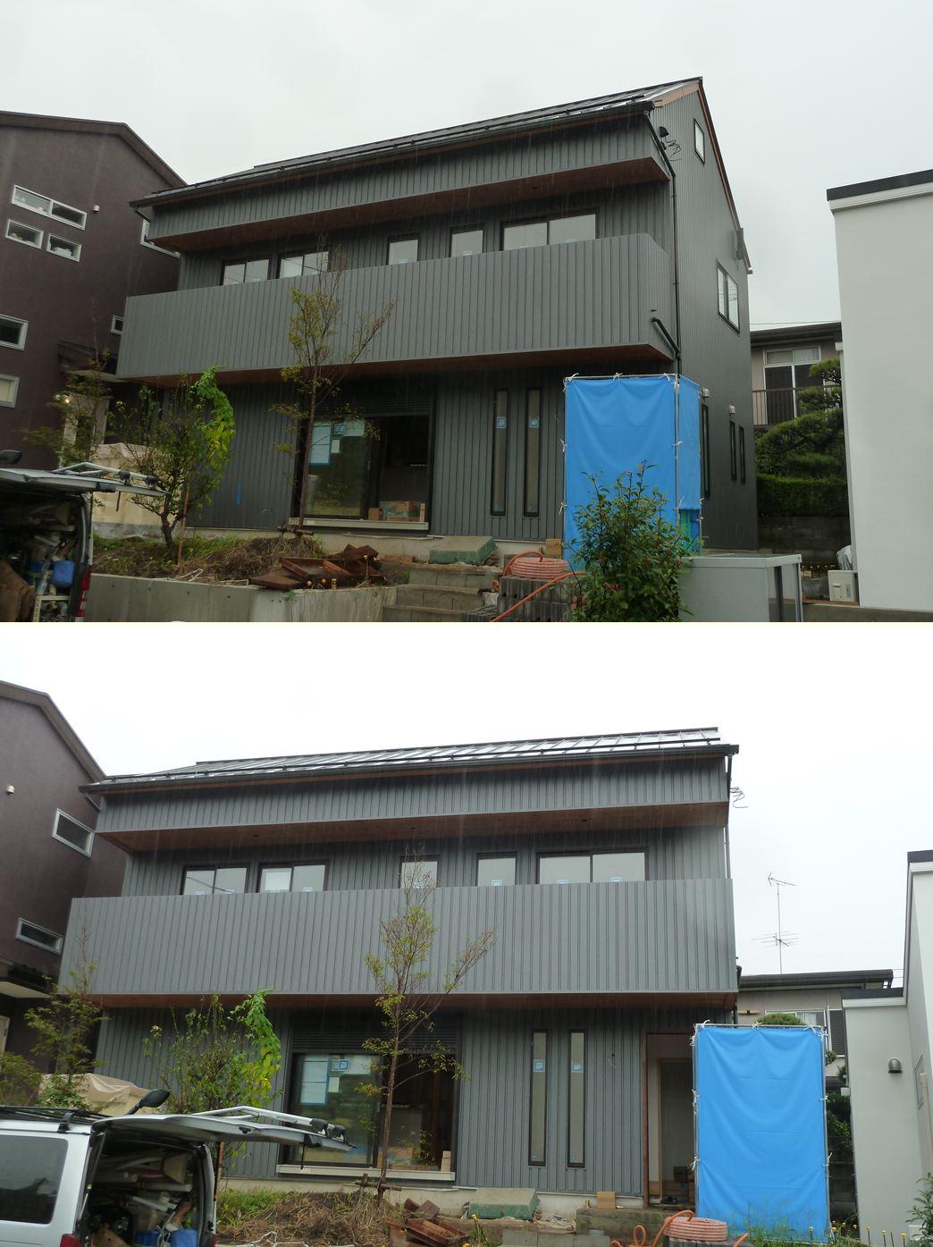 鎌倉の家☆完了検査が無事終了しました_c0152341_11105954.jpg