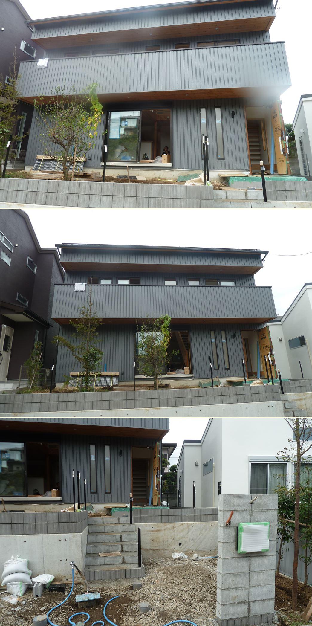 鎌倉の家☆完了検査が無事終了しました_c0152341_11122873.jpg
