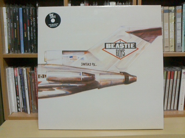 Licensed To Ill / Beastie Boys_c0104445_22191854.jpg