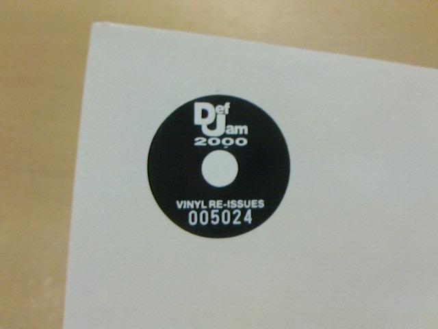 Licensed To Ill / Beastie Boys_c0104445_22202975.jpg