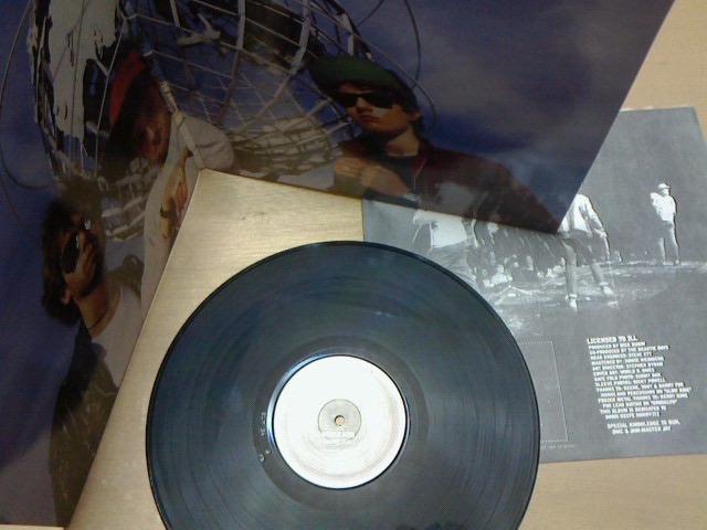 Licensed To Ill / Beastie Boys_c0104445_22204091.jpg