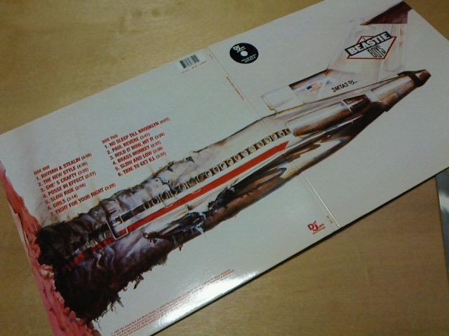 Licensed To Ill / Beastie Boys_c0104445_22205369.jpg