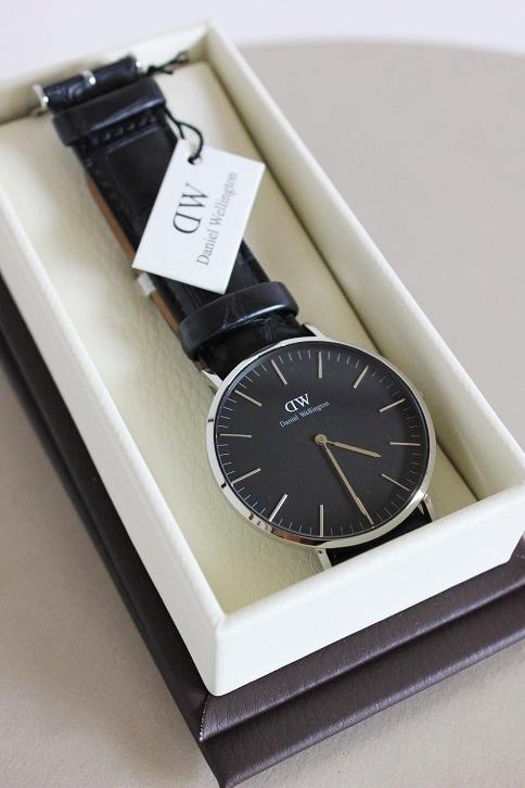 ・Daniel Wellingtonのメンズ腕時計。_d0245268_14273452.jpg