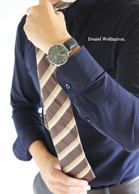 ・Daniel Wellingtonのメンズ腕時計。_d0245268_16172924.jpg