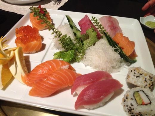 フィレンツェの寿司・焼肉レストラン♪_a0136671_1214593.jpg