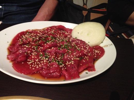 フィレンツェの寿司・焼肉レストラン♪_a0136671_1244955.jpg