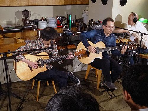 下山亮平さんのライブ_c0137404_21172437.jpg