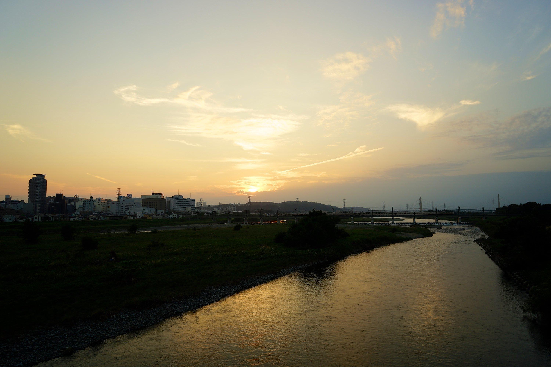 武蔵野 夕景 マイクロフォーサーズ&フルサイズ_b0360240_20194541.jpg