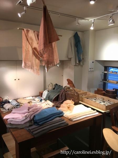 「木・織 二人展」に行ってきました  Wood & Fabric Crafts Joint Exhibition_d0025294_13065698.jpg