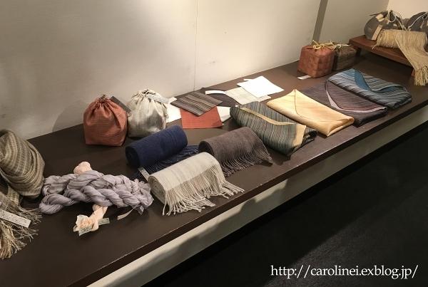 「木・織 二人展」に行ってきました  Wood & Fabric Crafts Joint Exhibition_d0025294_13080036.jpg
