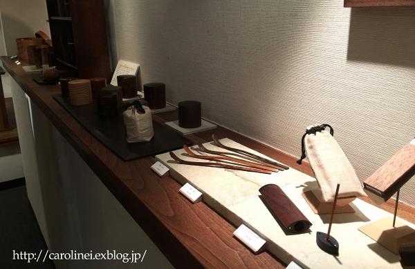 「木・織 二人展」に行ってきました  Wood & Fabric Crafts Joint Exhibition_d0025294_13082945.jpg