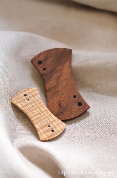 「木・織 二人展」に行ってきました  Wood & Fabric Crafts Joint Exhibition_d0025294_13095645.jpg