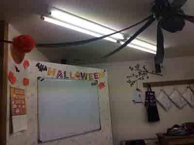 Halloween Display @ Mitejima school_d0305511_14350307.jpg