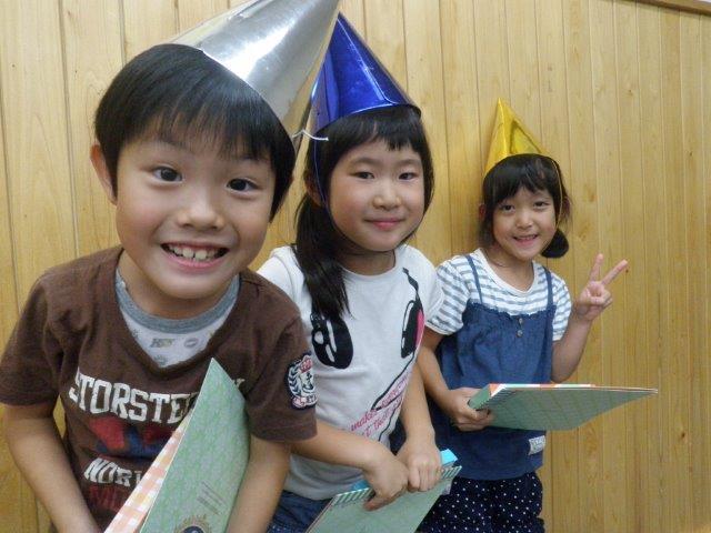 9月30日 Birthday party_c0315913_19411132.jpg