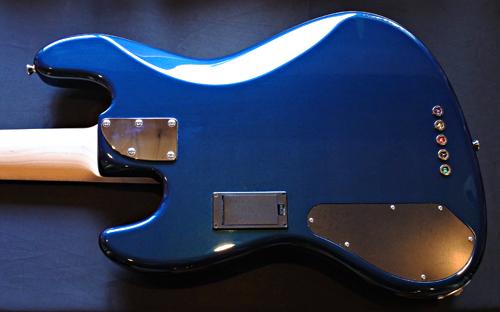 「Moire Phantom Blue MetaのSTD-J 5st 2本」同時完成!_e0053731_1631133.jpg