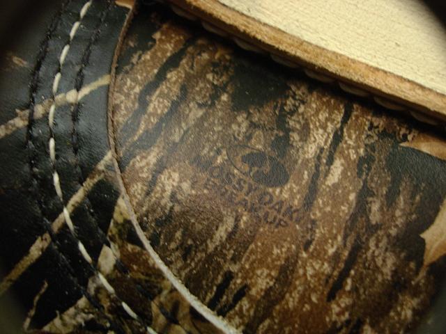 """NEW : REDWING #8884 [Classic Work 6"""" Moc-toe] Camouflage Leather Mossy Oak """"Break-Up"""" 2016 F/W !!_a0132147_20161132.jpg"""