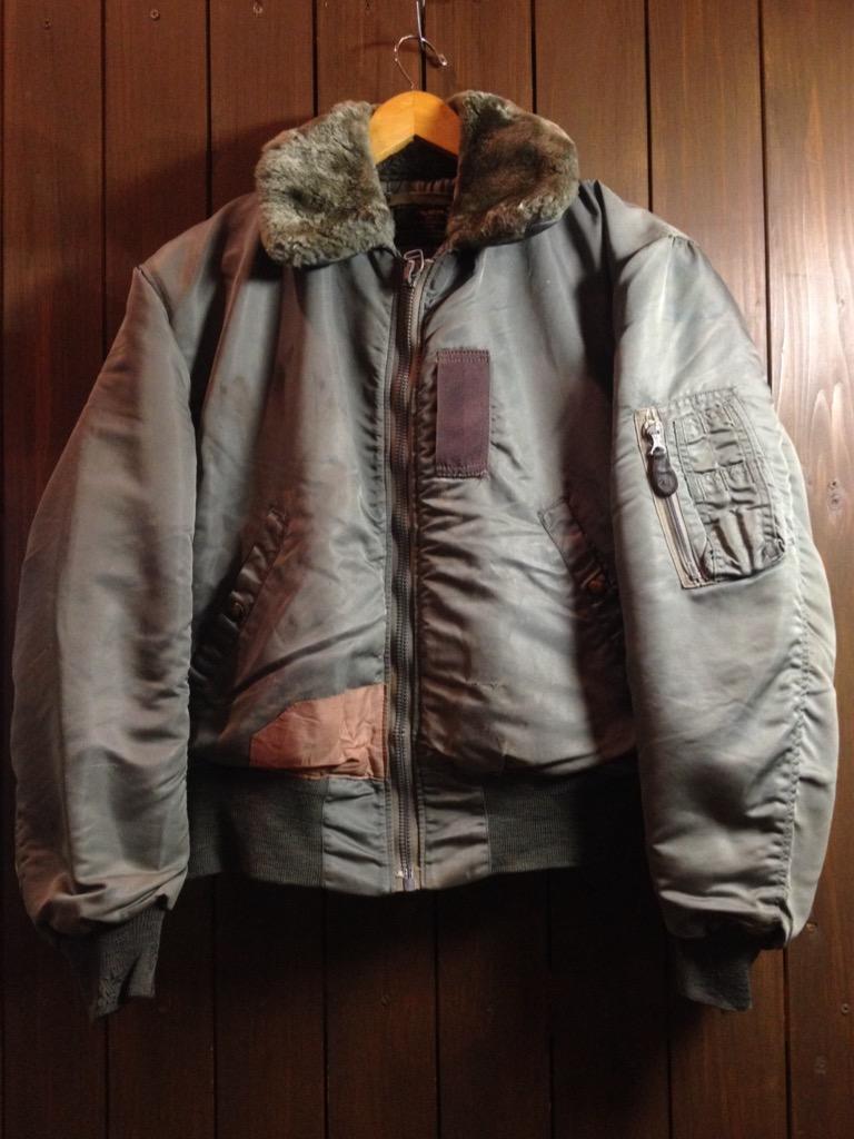 マグネッツ神戸店 明けましておめでとうございます! #1 Flight Jacket!!!_c0078587_1954336.jpg