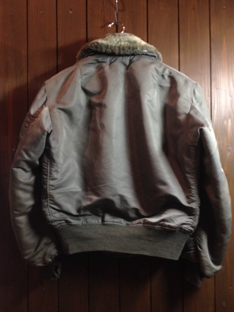 マグネッツ神戸店 明けましておめでとうございます! #1 Flight Jacket!!!_c0078587_196677.jpg