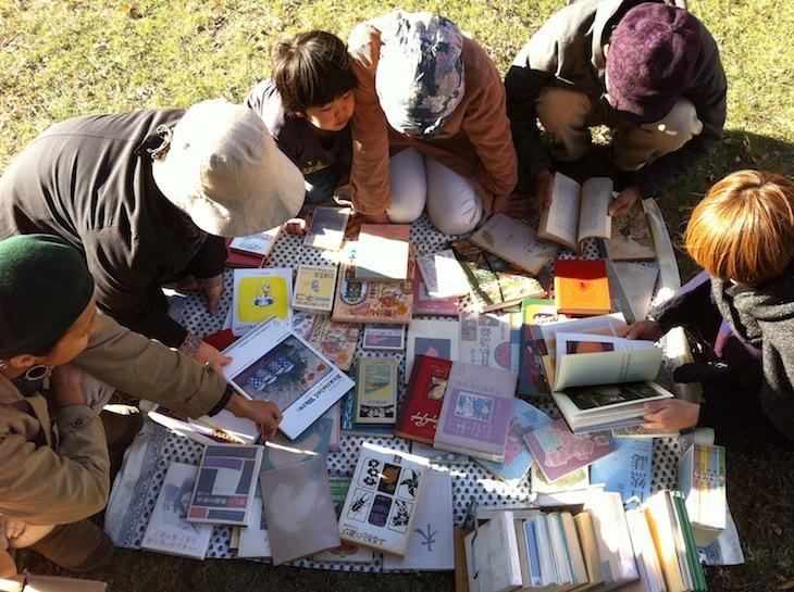 「10年目の秋の森で。」出店者のご紹介/suiran とフリッツ・アートセンター_d0028589_17374672.jpg