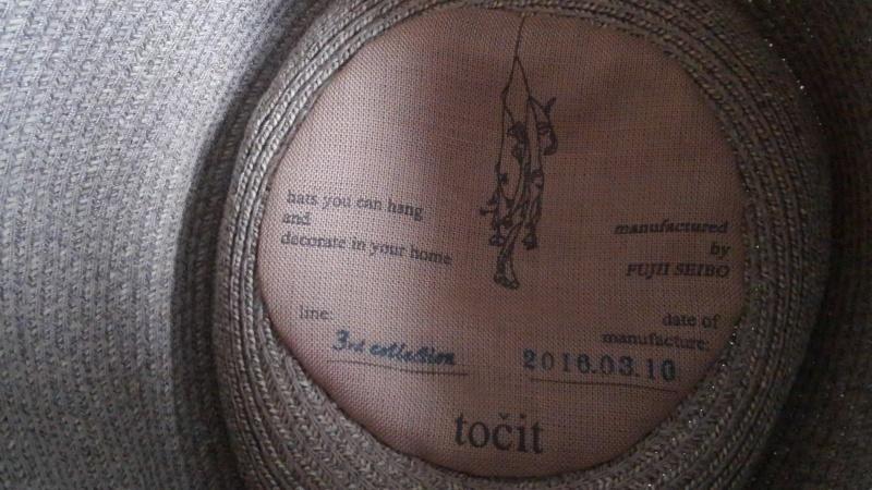 tocit -トチエット- の帽子1_f0351305_12120342.jpg