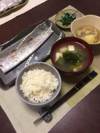 太刀魚の塩焼き_d0235108_20064159.jpg