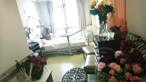 楽しかった病院生活_d0148223_12280983.jpg