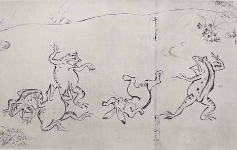 京都高山寺 明恵上人 展ー九州国立博物館ー鳥獣戯画_d0237757_064040.jpg