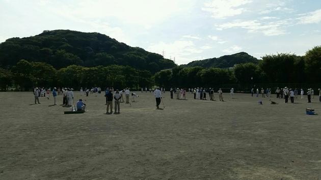 第5回タカヤマ薬局杯ゲートボール大会_d0092901_22240156.jpg