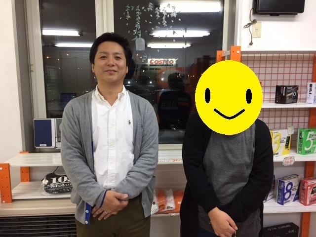 10月5日(水)☆TOMMY アウトレット☆ヴィッツY様ご成約(人´▽`*)あゆみブログ(*´・ω-)b 自社ローン_b0127002_18161087.jpg
