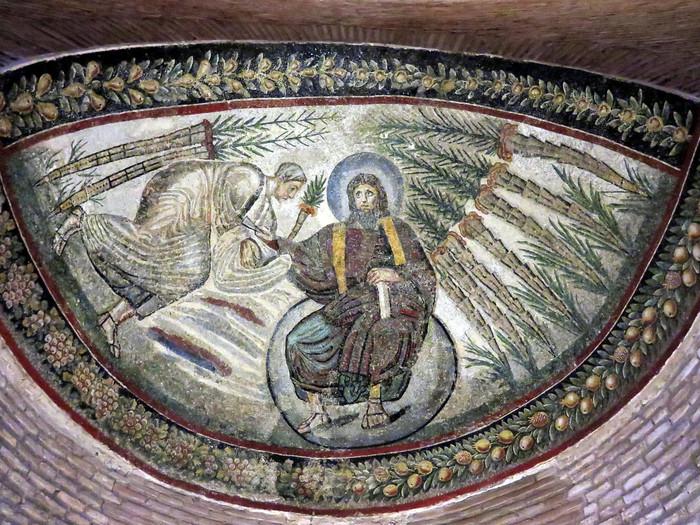 ローマ、モザイクを巡る旅 その1_d0116009_17153041.jpg