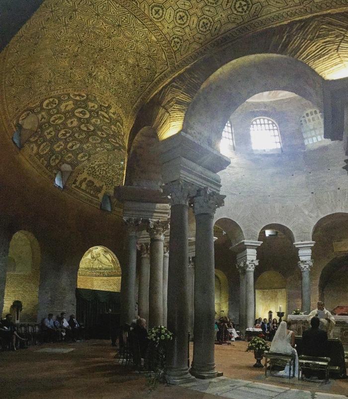ローマ、モザイクを巡る旅 その1_d0116009_17194823.jpg