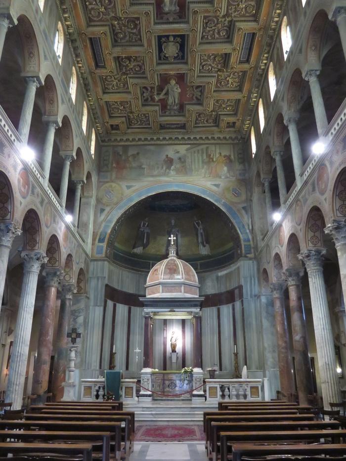 ローマ、モザイクを巡る旅 その1_d0116009_17305661.jpg