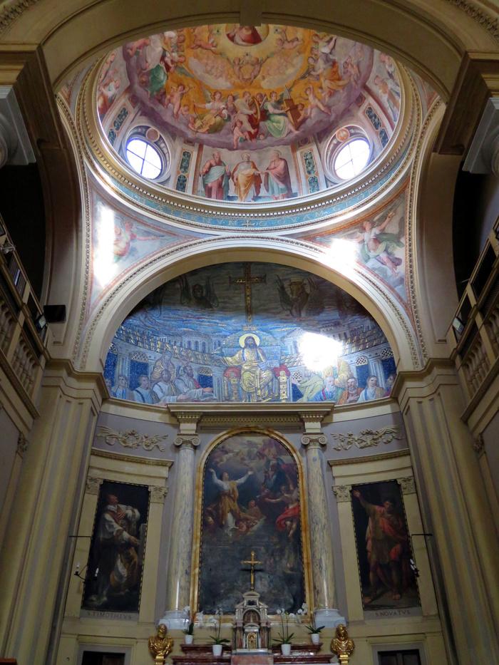 ローマ、モザイクを巡る旅 その1_d0116009_17364048.jpg