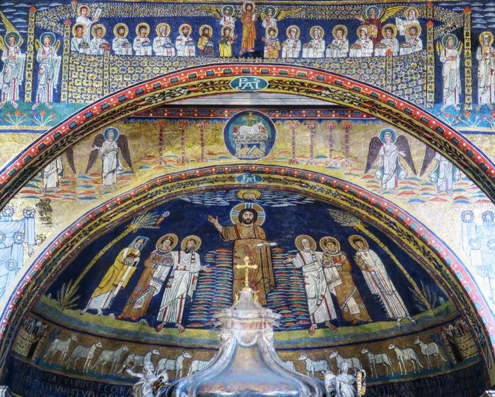ローマ、モザイクを巡る旅 その1_d0116009_1745137.jpg