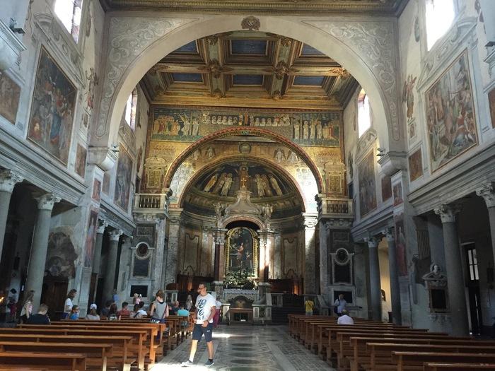 ローマ、モザイクを巡る旅 その1_d0116009_17495880.jpg