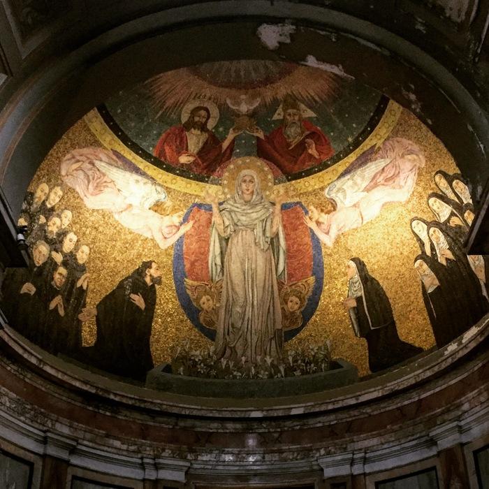 ローマ、モザイクを巡る旅 その1_d0116009_17501167.jpg