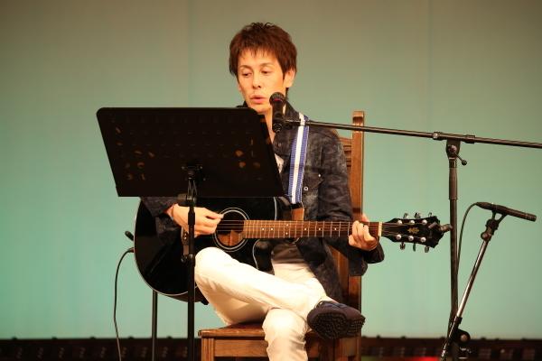 一ノ瀬たけし10周年記念コンサートin八千代座 _c0090212_17043254.jpg
