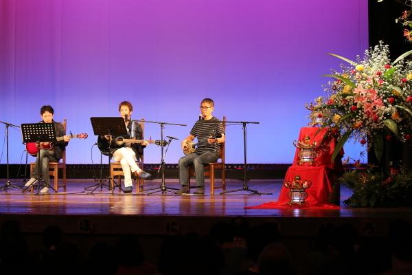 一ノ瀬たけし10周年記念コンサートin八千代座 _c0090212_17053762.jpg