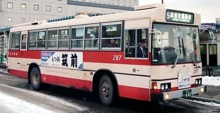函館市交通局の日野RT/HU +日野車体 3題_e0030537_01270839.jpg